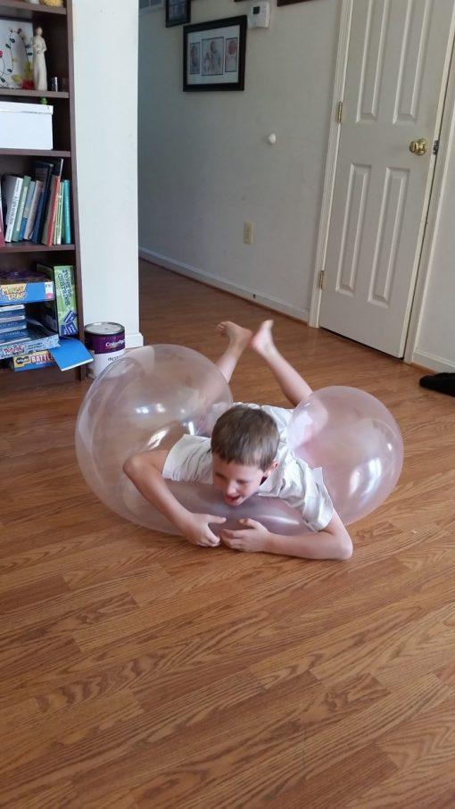 Bulle Gonflable Cadeau Enfant 3