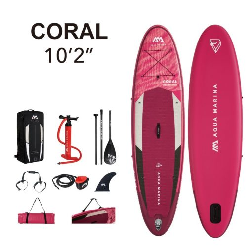 Paddle Gonflable Coral